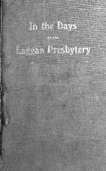 In the Days of the Laggan Presbytery